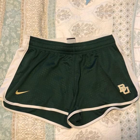 Nike Pants - Baylor Nike Dry Fit Shorts!